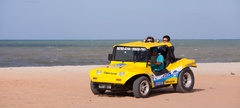 AMAR - Nautical and Buggy excursions